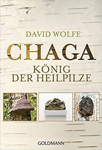 Buch: Chaga – König der Heilpilze